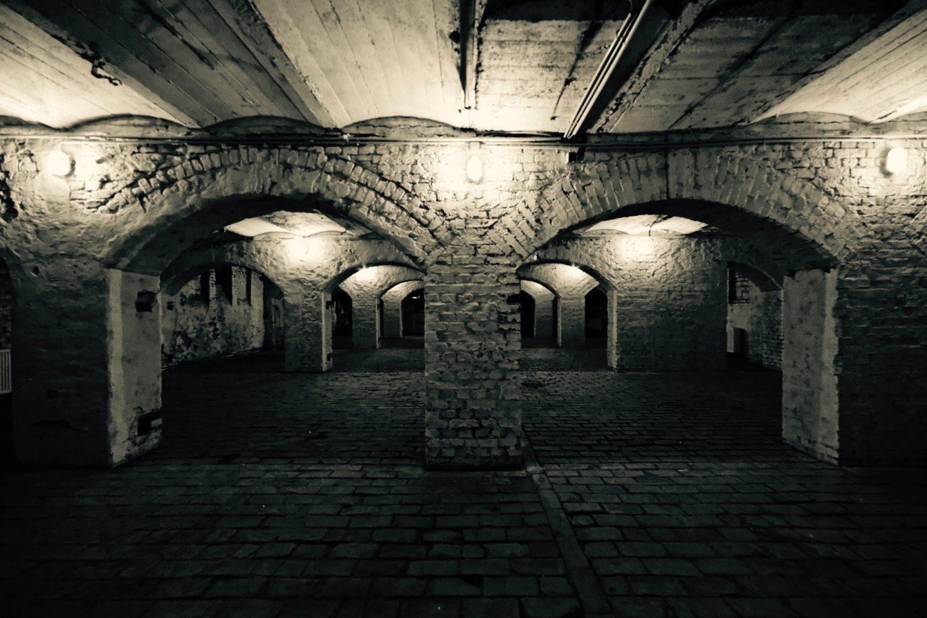 RA: Halloween Berlin 2016 - Horror Warehouse at GÜTERPALAST ...