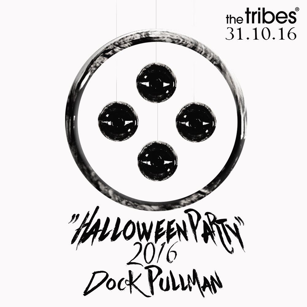 RA: The Tribes presents Halloween at Dock Pullman, Paris (2016)