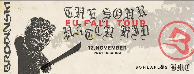 RA: Brodinski: The Sour Patch Kid Tour at Pratersauna