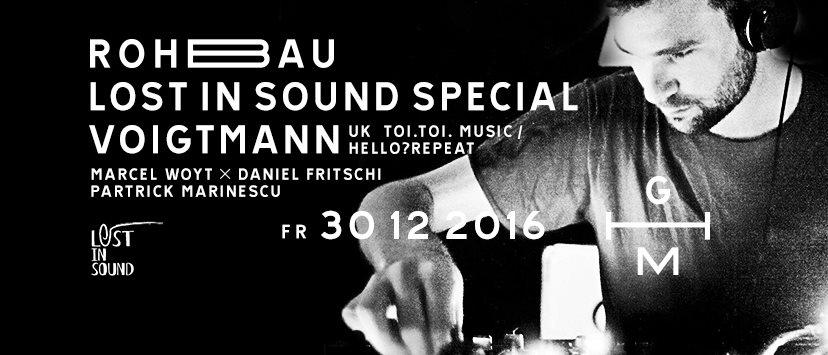 Rohbau Düsseldorf ra rohbau lost in sound special at golzheim düsseldorf 2016