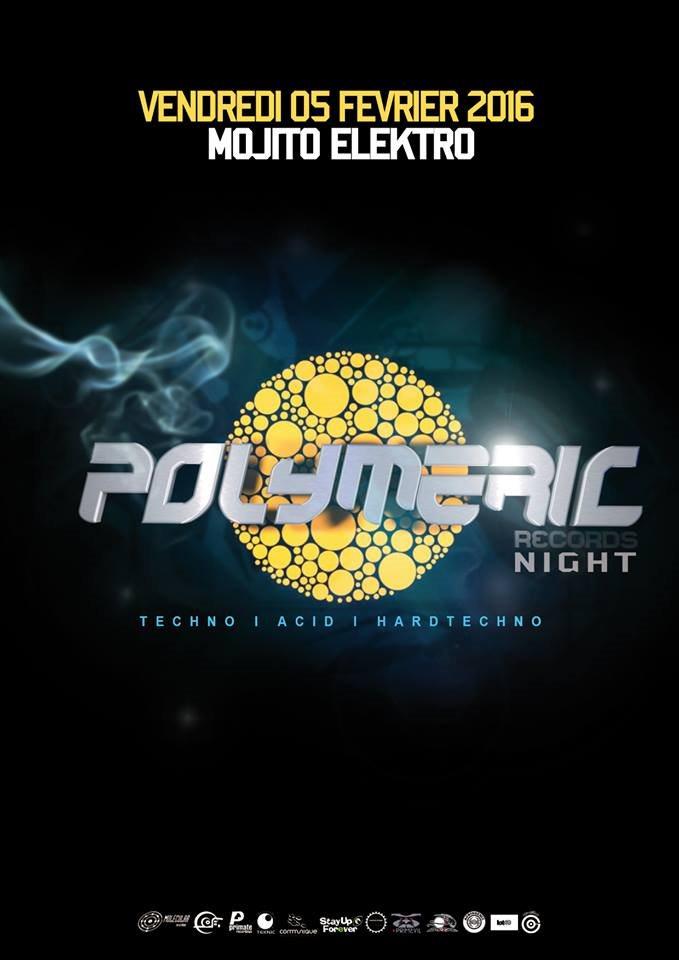 Jeff Amadeus / Maxx - Polymeric 1