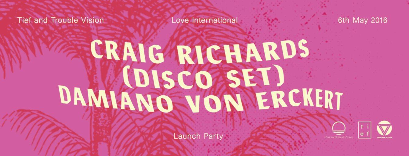Damiano Von Erckert - Love Based Music