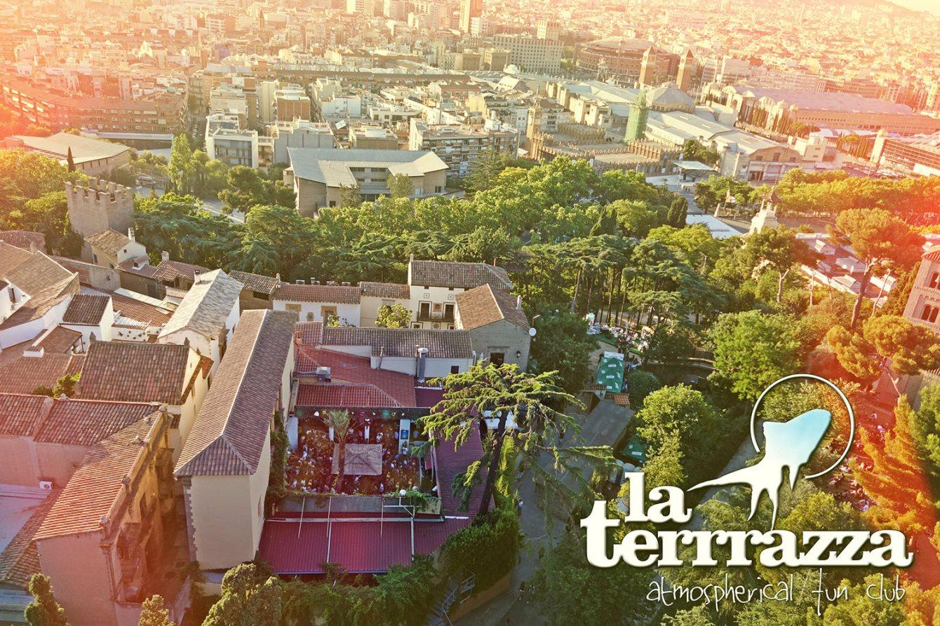 Ra unleash barcelona at la terrrazza barcelona 2016 for La terraza barcelona