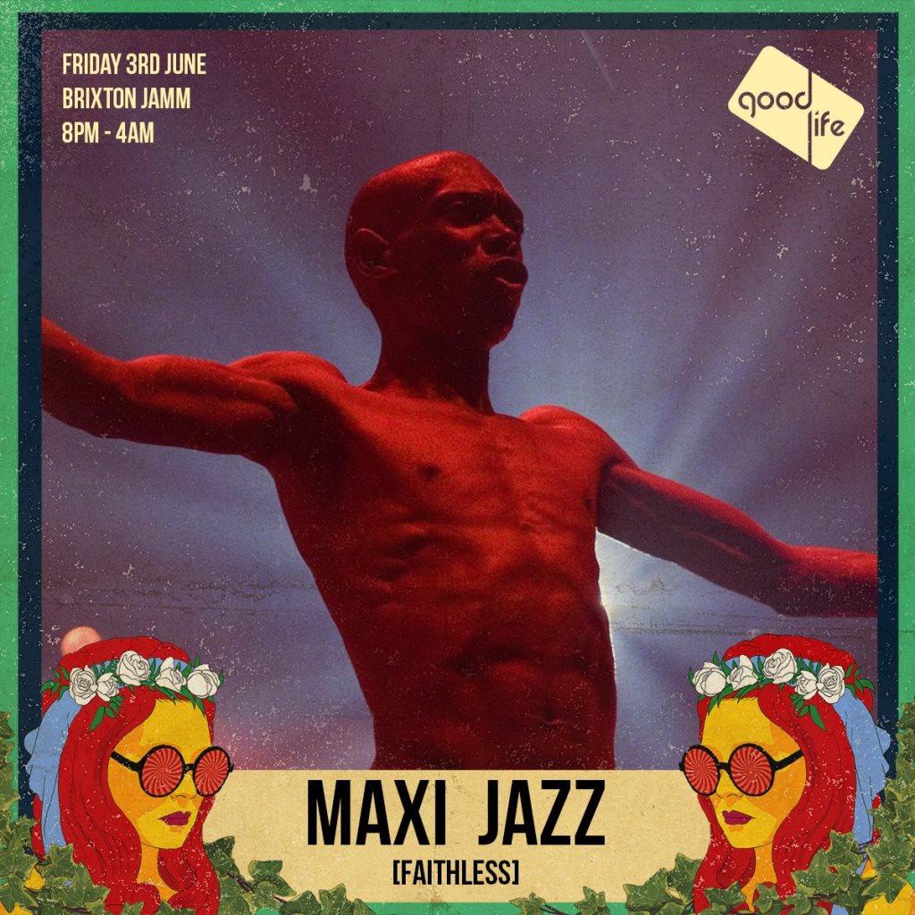 RA Good Life Summer Of Love Feat Felix B Basement Jaxx  Maxi - Basement jaxx good luck