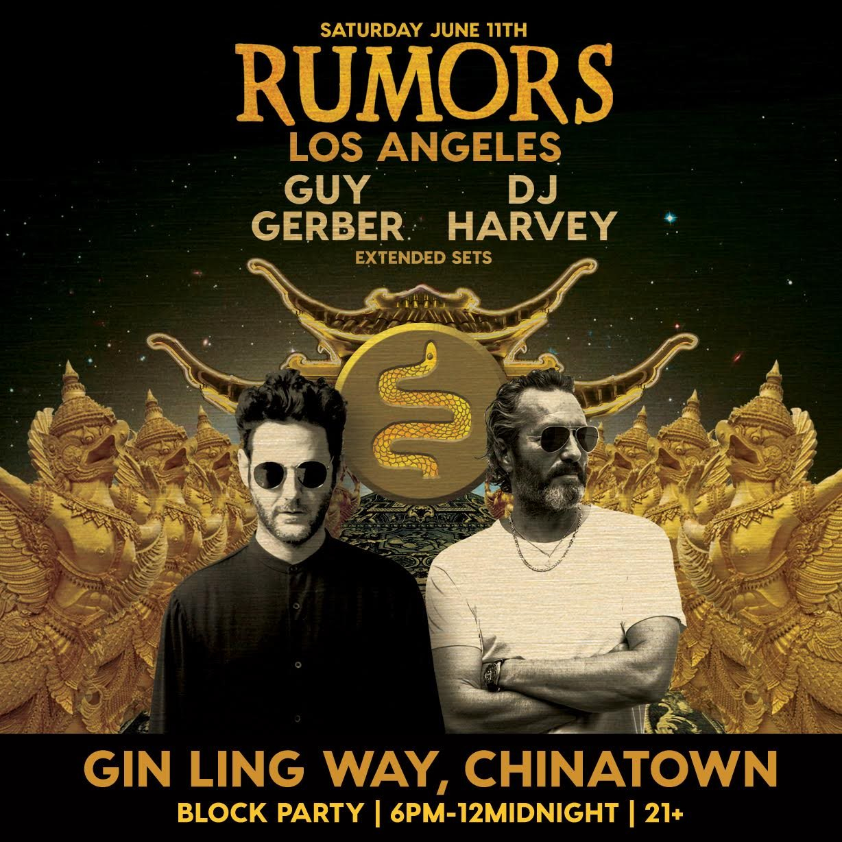 Guy Gerber is Bringing His Rumors Party to Both Miami and LA ile ilgili görsel sonucu