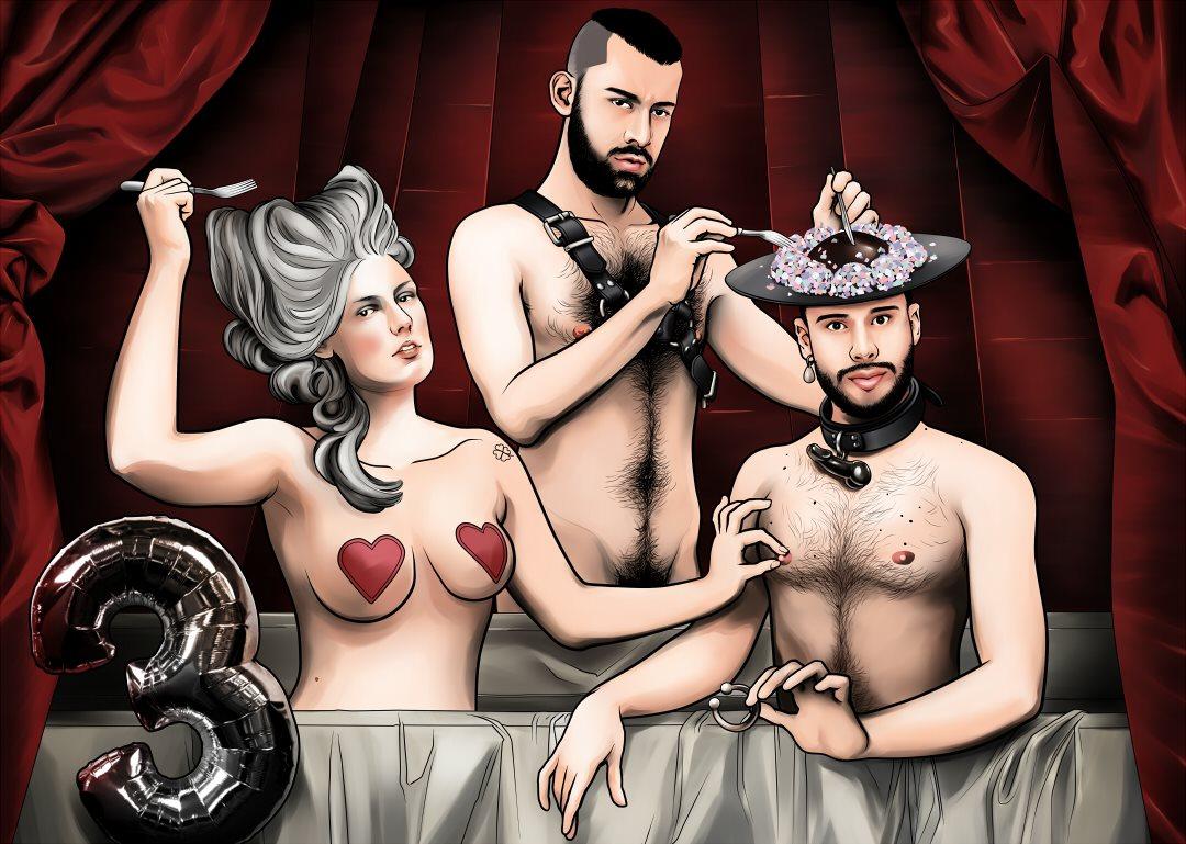 Janine bukkaketures anniversary porn