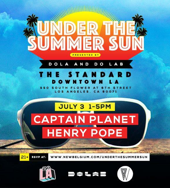 RA Under The Summer Sun