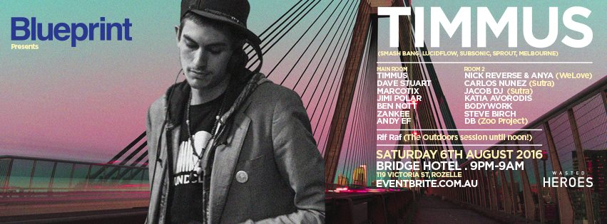 Ra blueprint 15hr sesh with timmus more at the bridge hotel line up malvernweather Image collections
