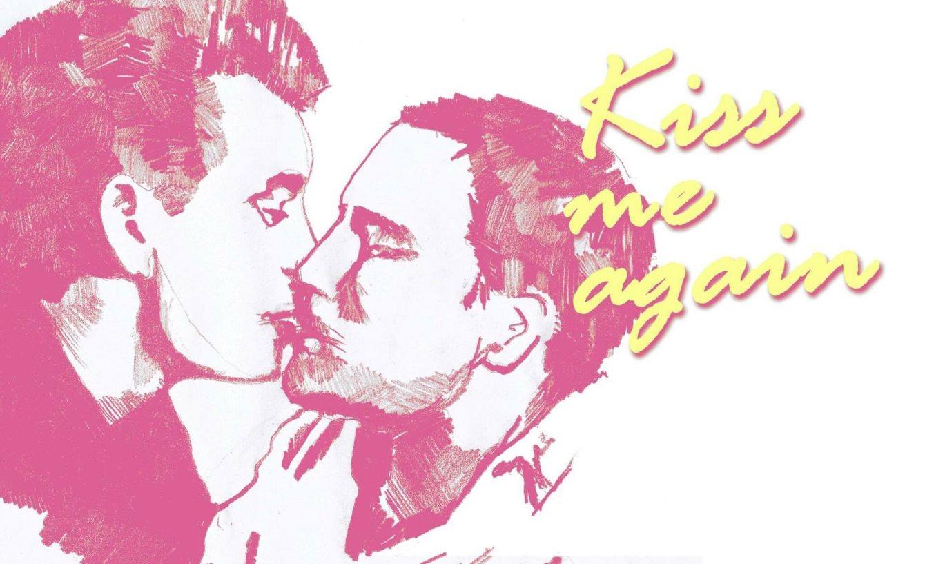 RA: Kiss Me Again #2 at Soup Kitchen, Manchester (2016)