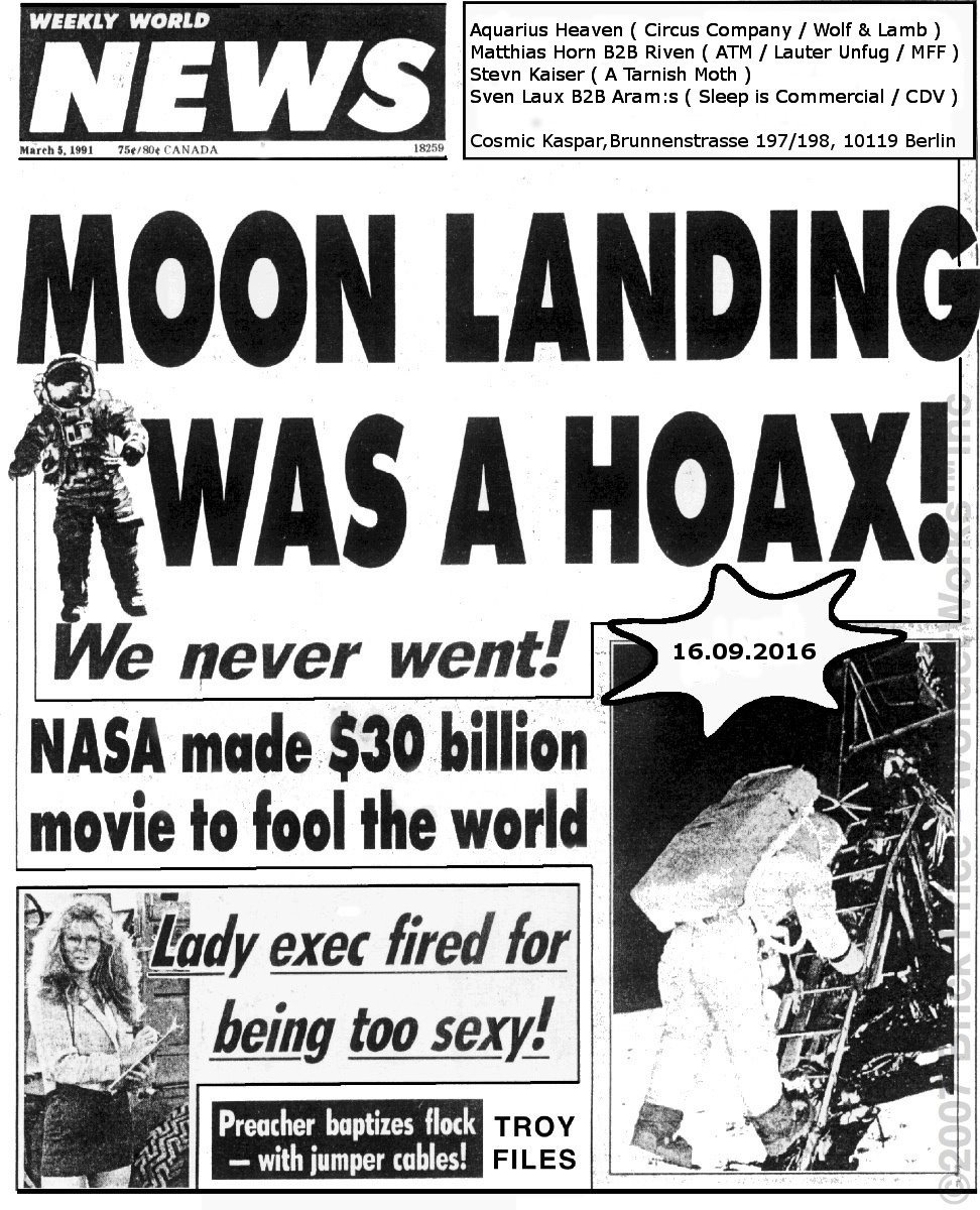 the moon landing was not a hoax Hoax believers (hbs) thought they researched this thoroughly and gained enough evidence to prove that the moon landing was a hoax, but they - the moon hoax has been around since 1835, when the new york sun printed an article about this whole ordeal the new york sun used and credited sir.