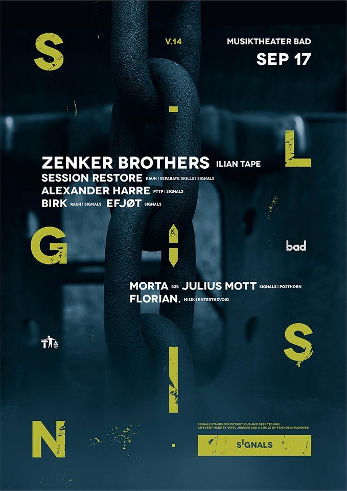 Birk Das Bad ra signals v 14 at musiktheater bad hannover 2016