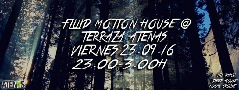 Ra Fluid Motion House At Terraza Atenas Madrid 2016
