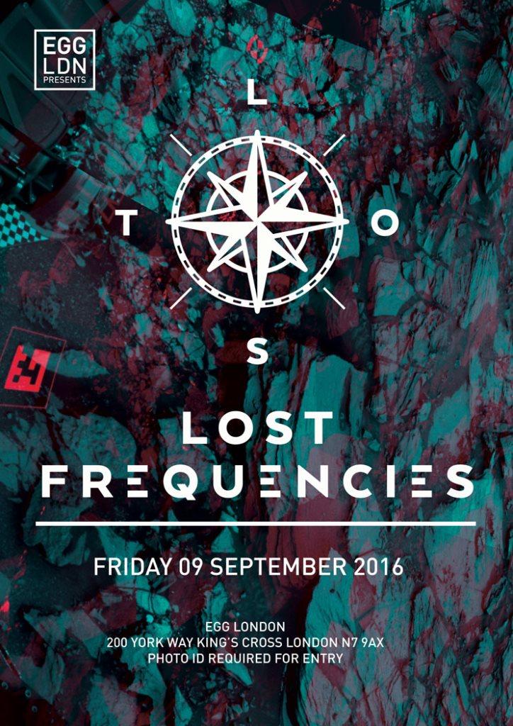 RA: Egg presents: Lost Frequencies at Egg London, London (2016)