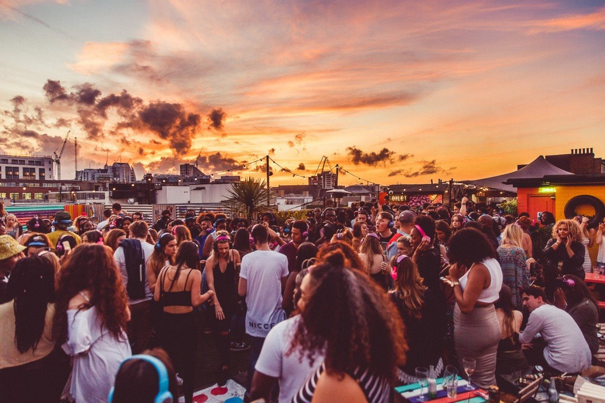Ra Rave Presents London Fields Day Amp Night Party At The