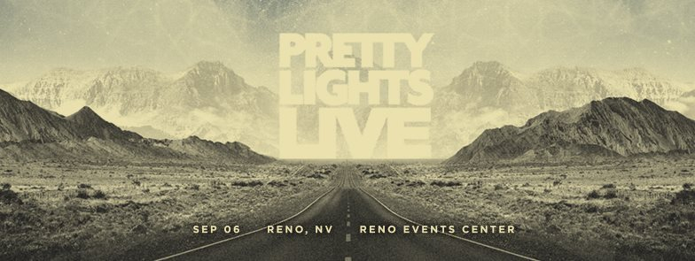 Attractive Line Up /. Pretty Lights Photo Gallery