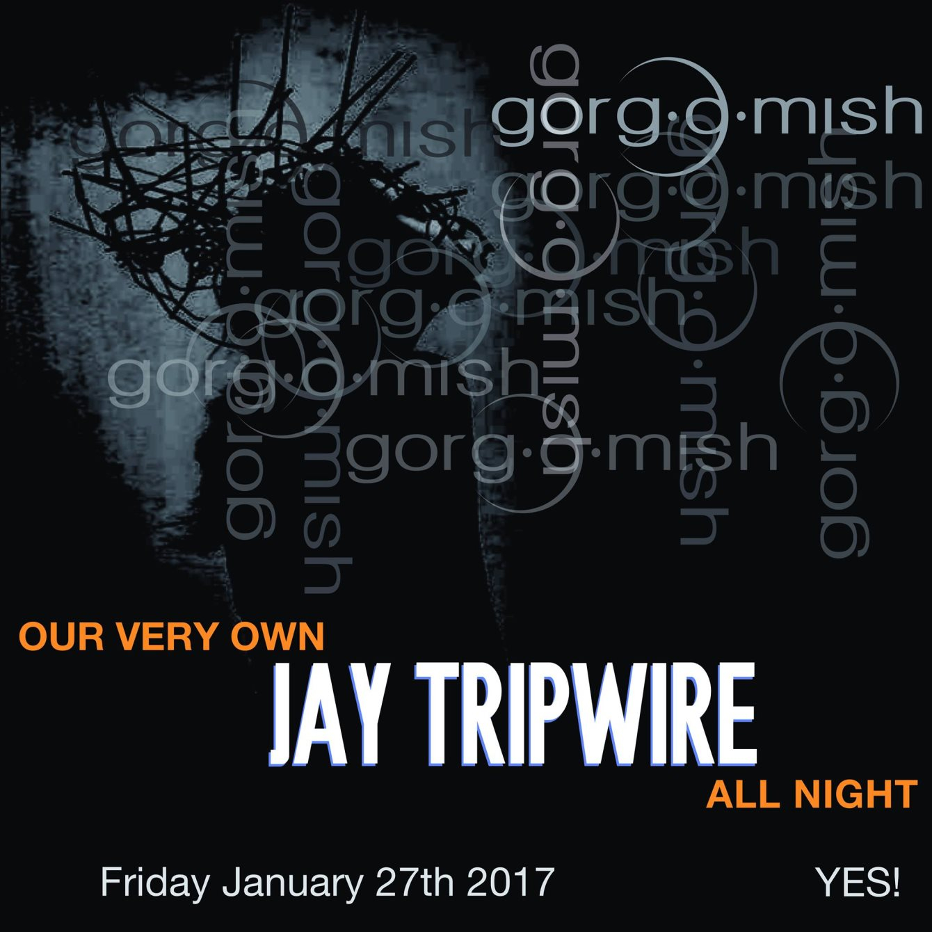 Ra Jay Tripwire All Nighter At Gorg O Mish Vancouver 2017