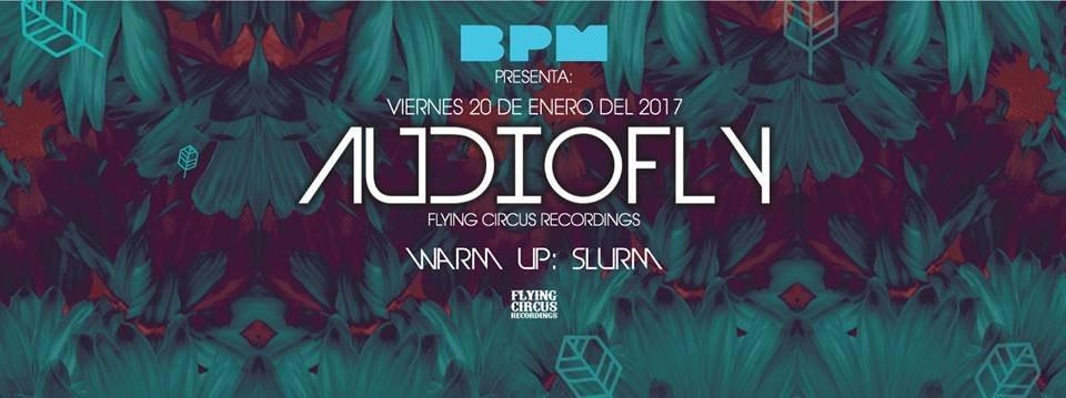 RA: Audiofly at BPM Club, Ecuador (2017)