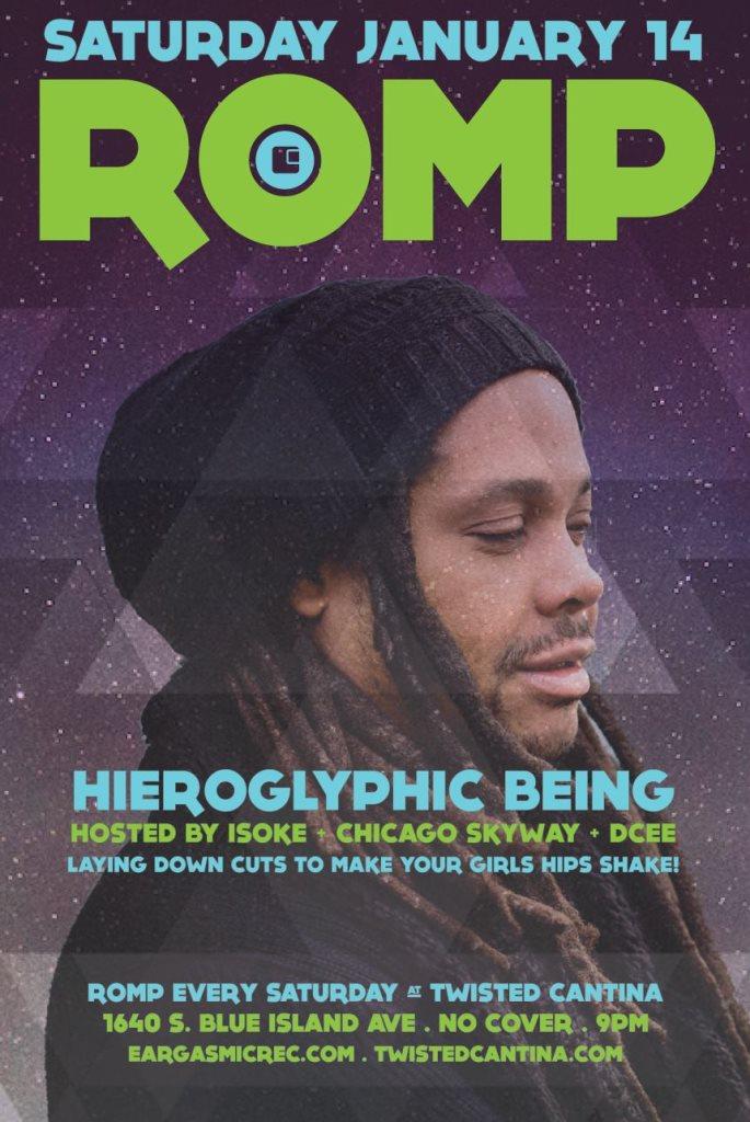 RA: Romp with Chicago Skyway, Dcee, Isoke & Hieroglyphic