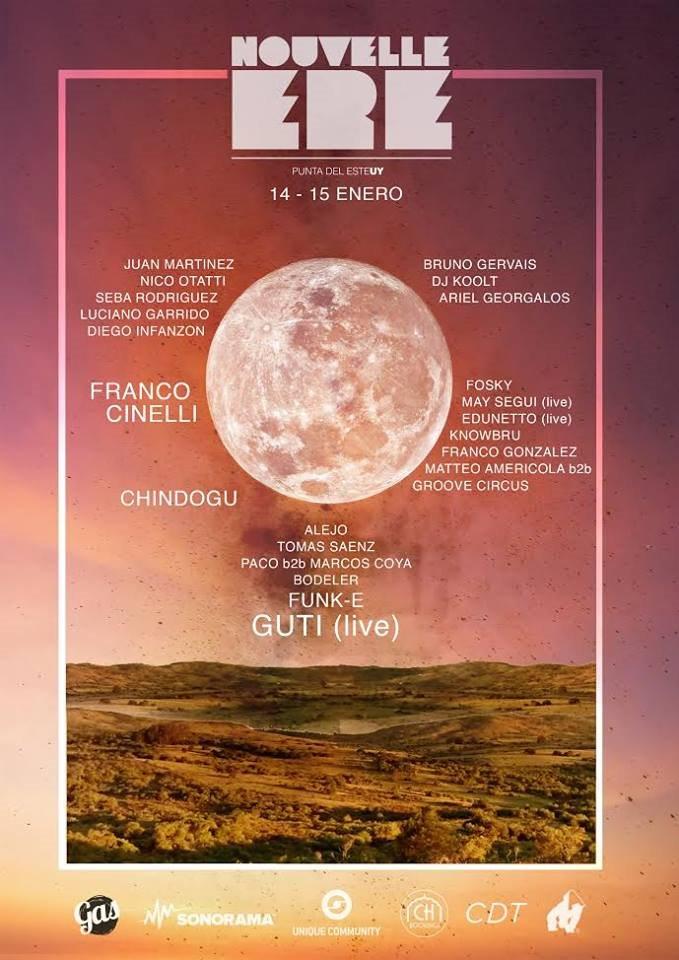 RA: Guti / Franco Cinelli / Funk E / Bodeler / Fosky & More at ...