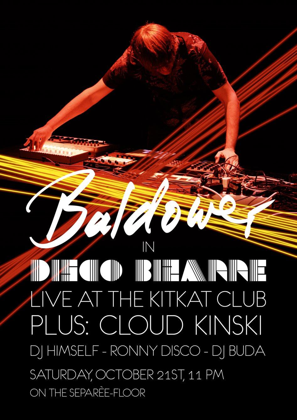 Ra Disco Bizarre At Kitkatclub Berlin 2017