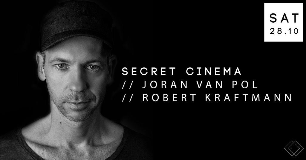 RA: PKHS with Secret Cinema, Joran van Pol & Robert