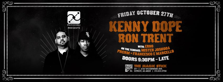 ra pick - Detroit Halloween Parties