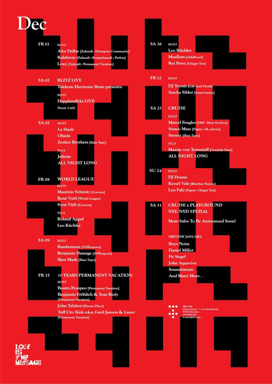 Design Len München ra dj donna kessel vale len faki at blitz munich 2017