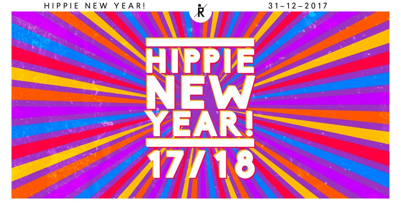 RA: Hippie New Year at Ritter Butzke, Berlin (2017)