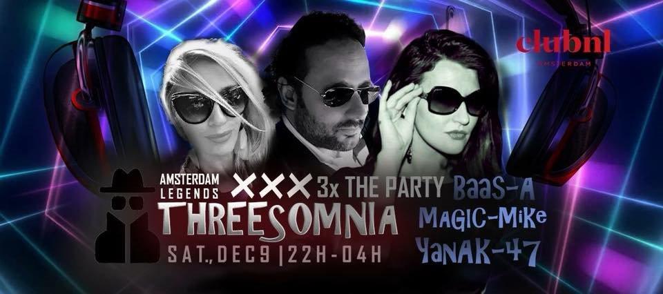 Xxx party party nl