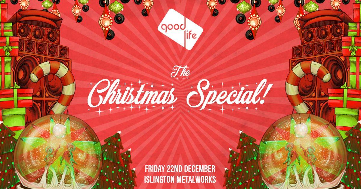 Christmas Special.Ra Good Life London The Christmas Special At Islington