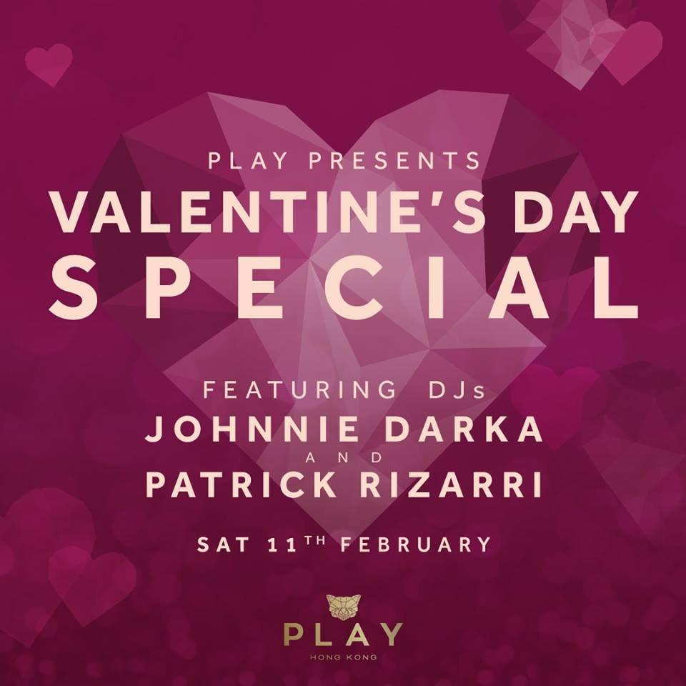 Ra Play Presents Valentines Day Special At Play Hong Kong 2017