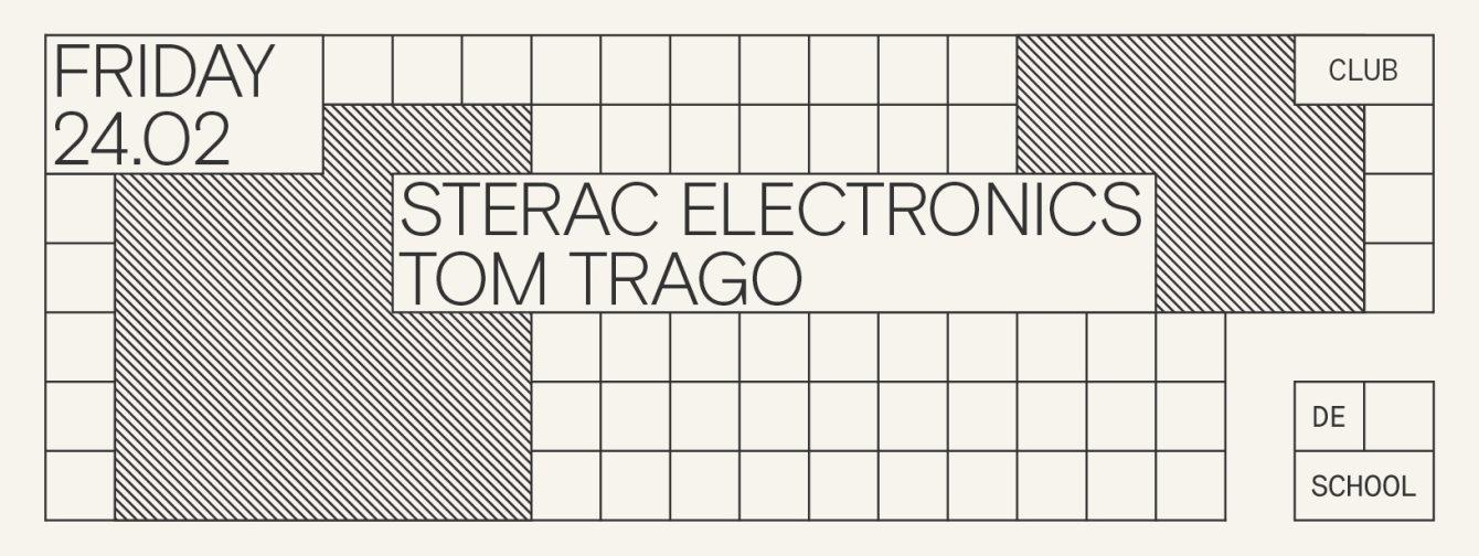 Sterac Electronics - Night Heat / The Cellphone