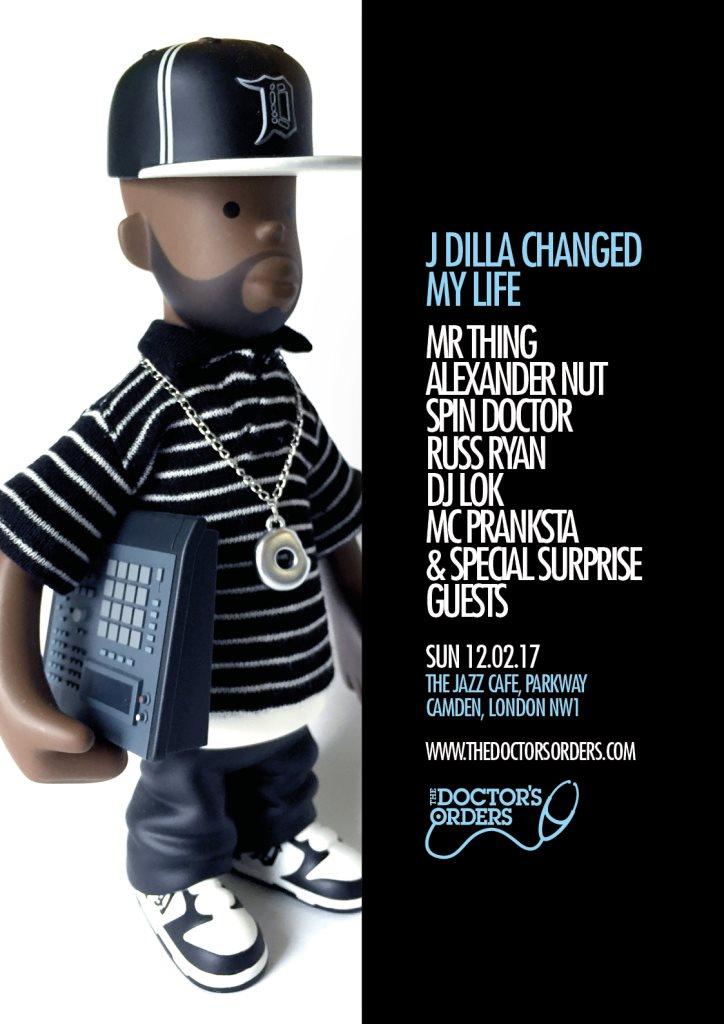 RA: J-Dilla Changed My Life at The Jazz Cafe, London (2017)
