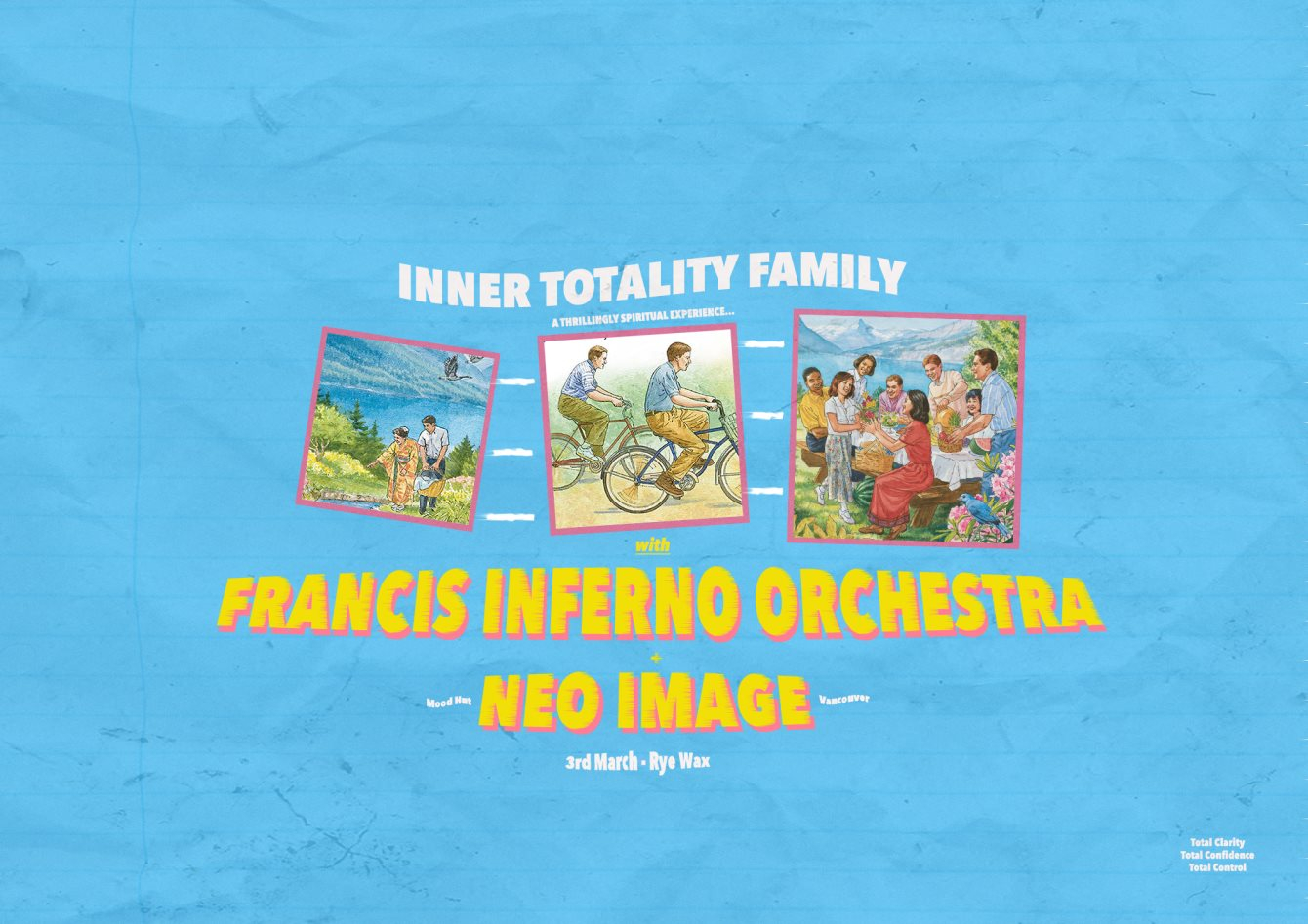 Inner Totality Family with Francis Inferno Orchestra + Neo Image