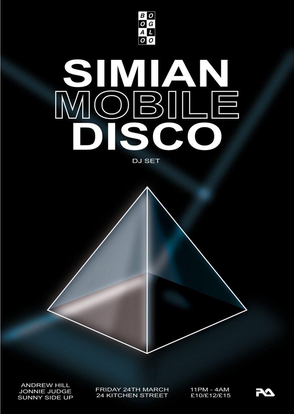 ra boogaloo simian mobile disco dj set at 24 kitchen street liverpool. Black Bedroom Furniture Sets. Home Design Ideas