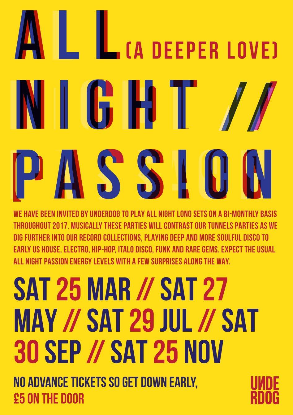 night of passion