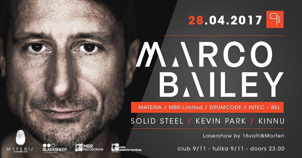 RA: Marco Bailey at 9/11, Estonia (2017)