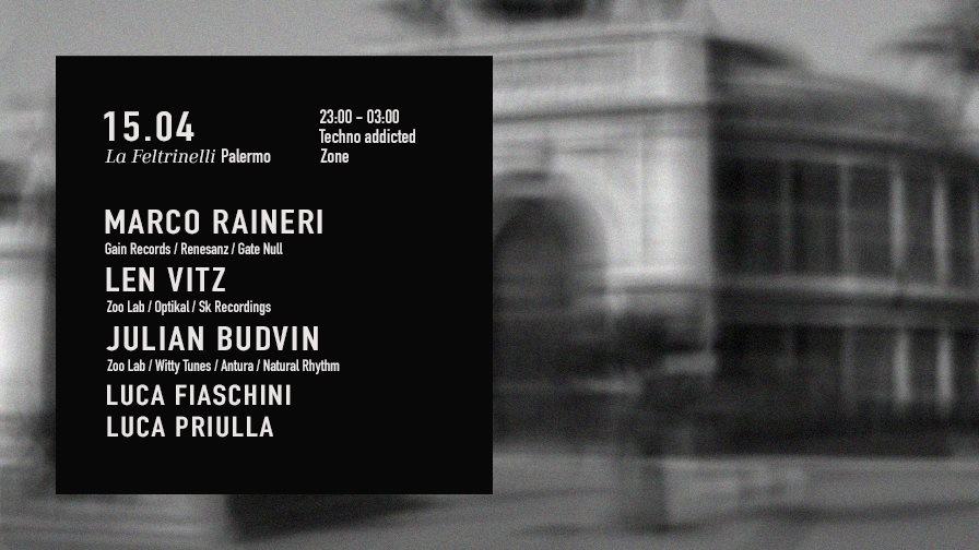 RA: La Feltrinelli - Techno Edition at Le Terrazze Excelsior, Sicily ...