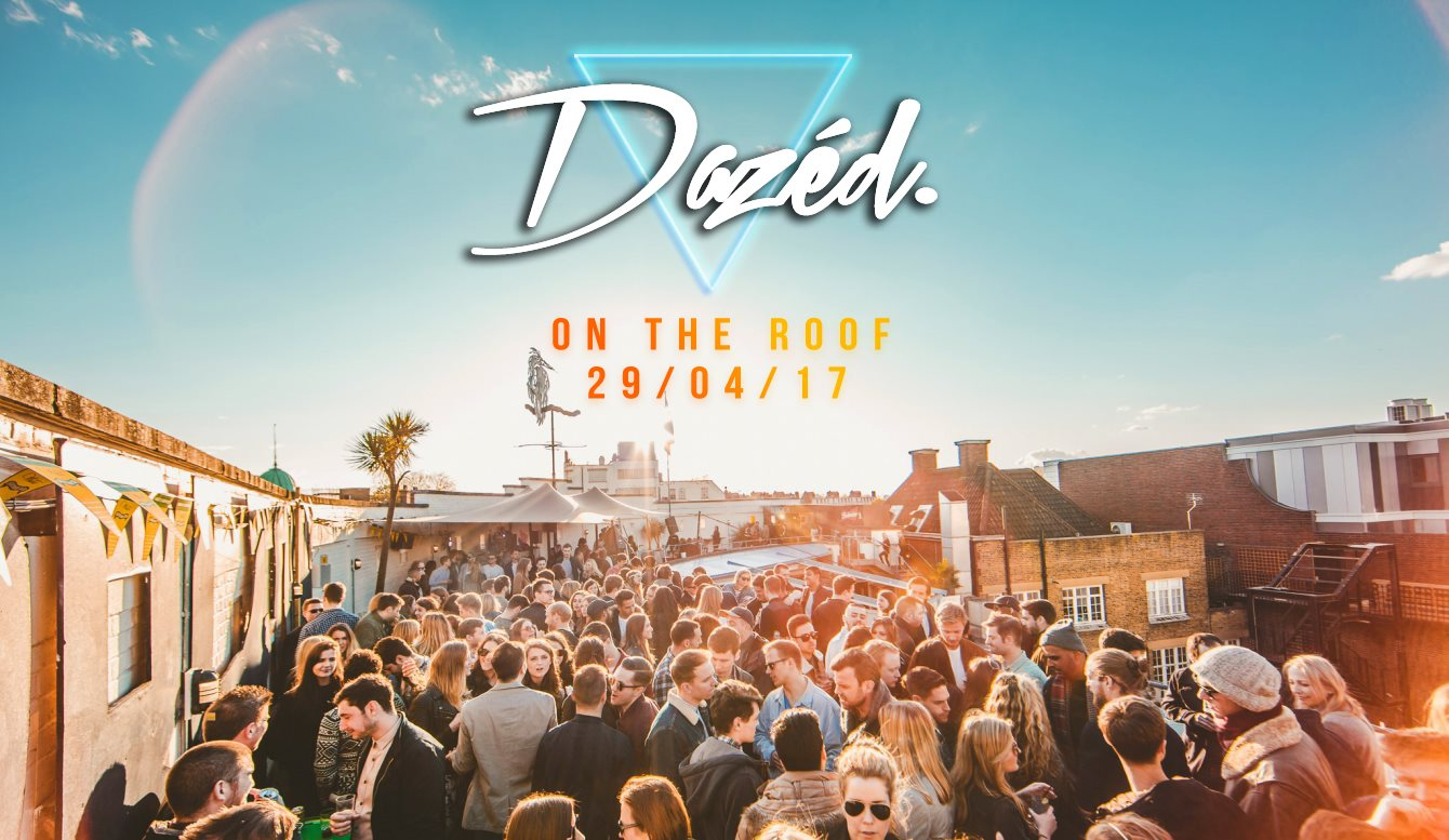 RA: Dazéd - Rooftop Day Party - (Includes Afterparty) at The ...