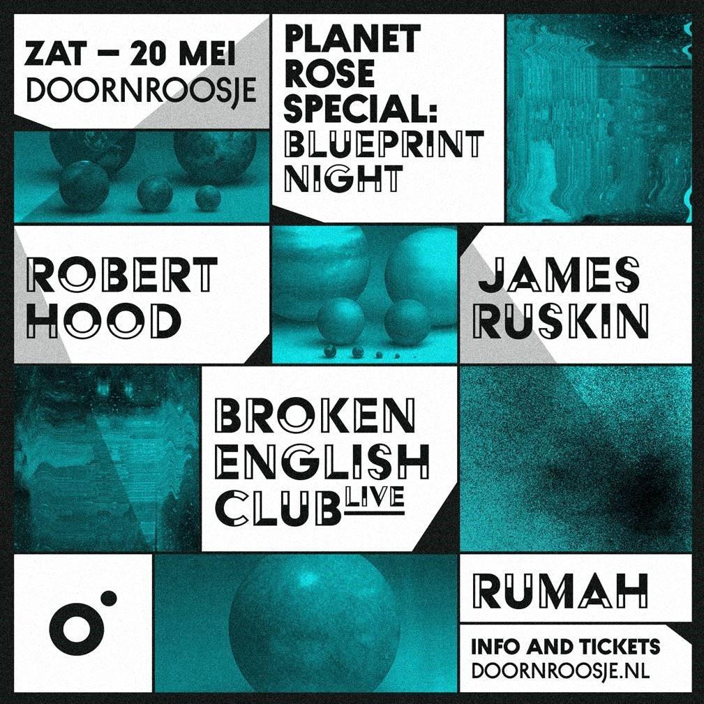 Ra planet rose blueprint label night with robert hood james ra pick malvernweather Choice Image