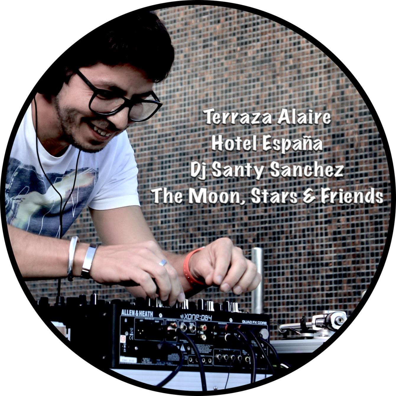 Ra The Moon Stars Friends On Rooftop Sessions At Terraza