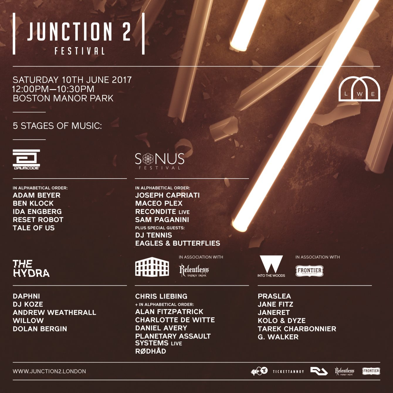 About To Blow Previews: The 5 Unmissable Artists at Junction