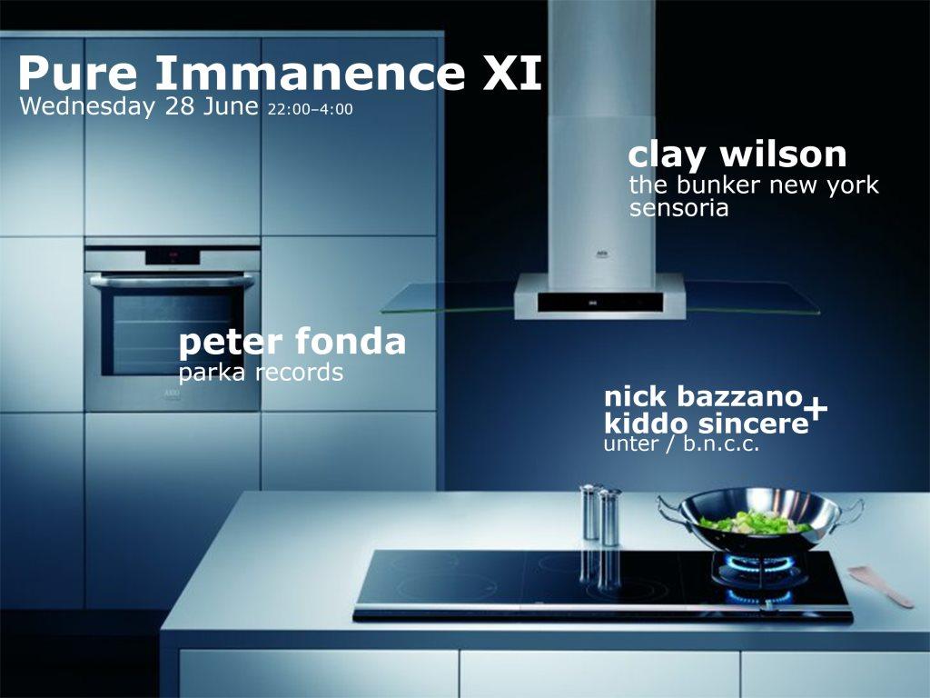 RA: Pure Immanence XI at Bossa Nova Civic Club, New York (2017)