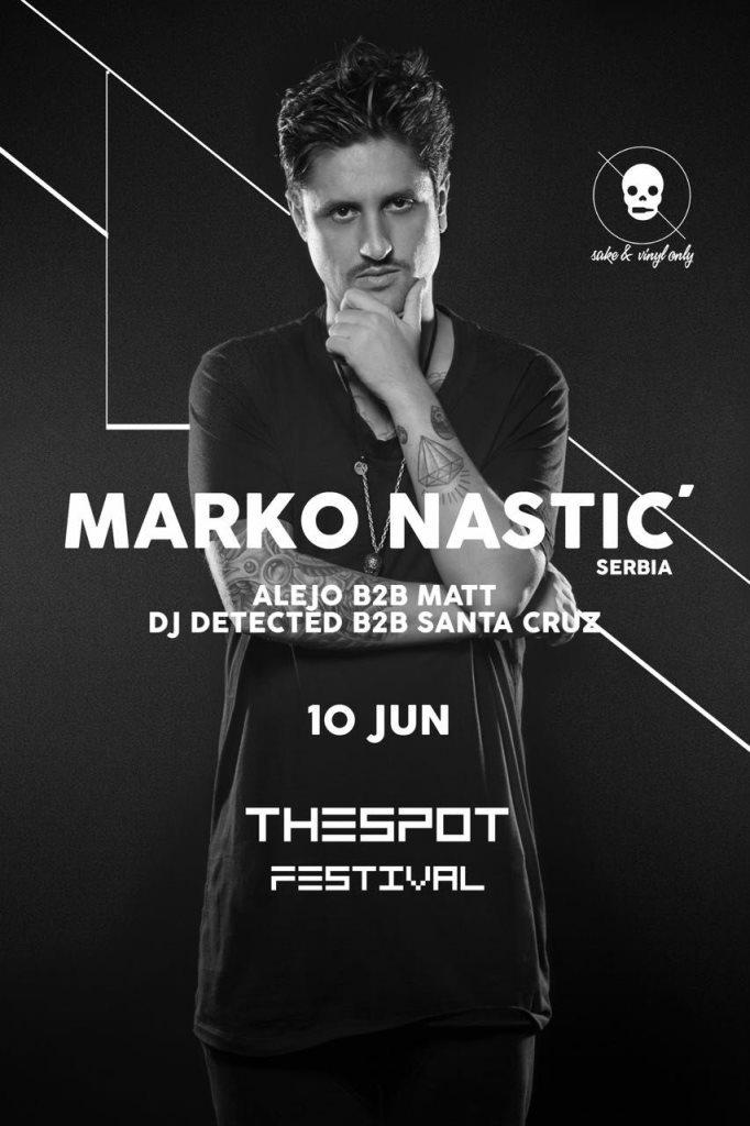 RA  The Spot presenta Marko Nastic at The Spot d120d77d70d89