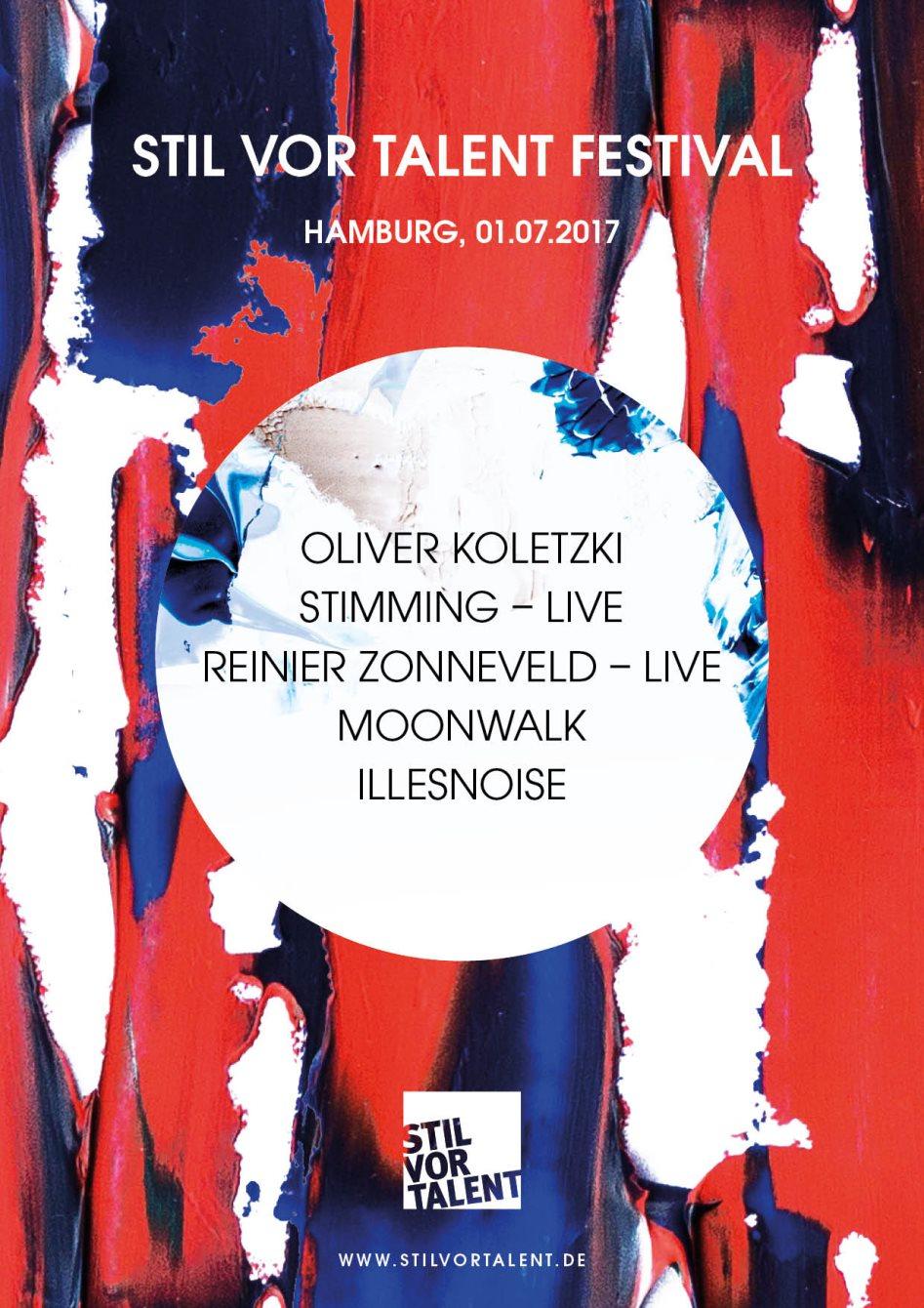 Len Design Hamburg ra stil vor talent festival hamburg at ms dockville hamburg 2017