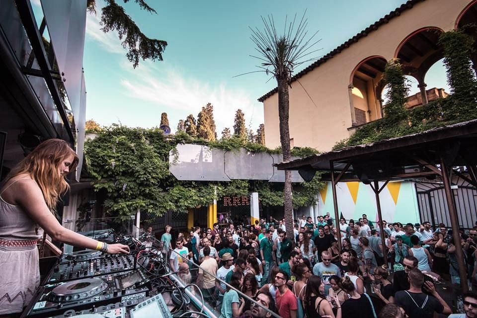 RA: Pure at Laterrrazza with Rebolledo at La Terrrazza, Barcelona (2017)