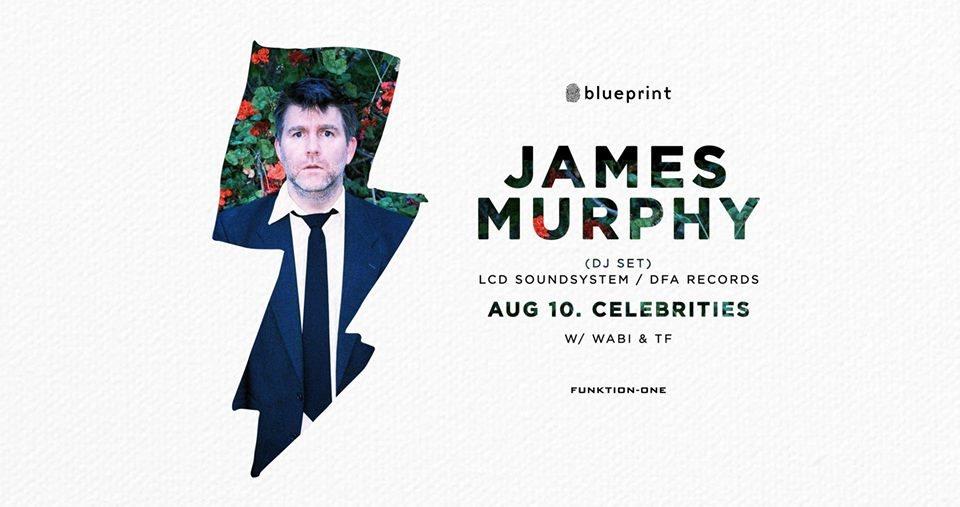 Ra james murphy dj set at celebrities night club vancouver 2017 line up malvernweather Image collections