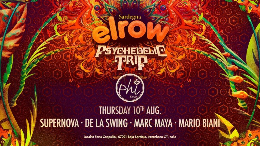 RA Elrow Goes To Phi Beach