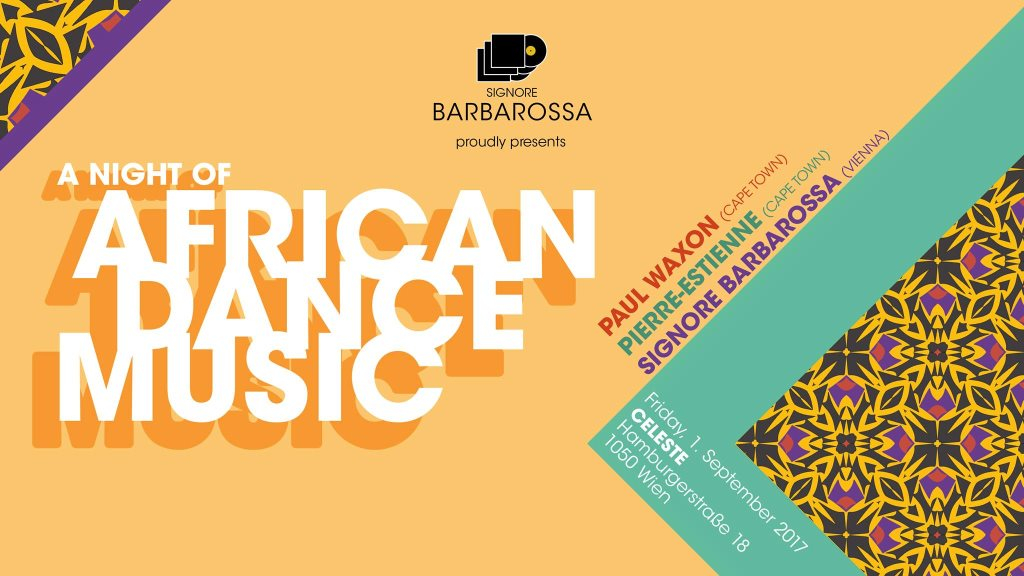 RA: A Night of African Dance Music at Celeste, Vienna (2017)