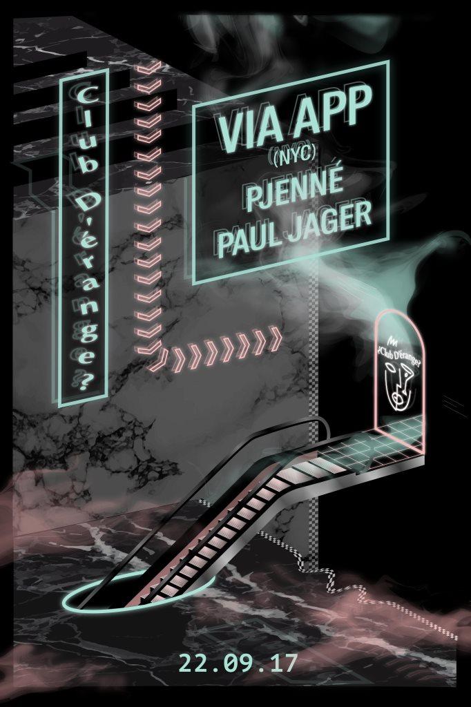 Paul Jäger ra d érange w via app nyc pjenné paul jager at